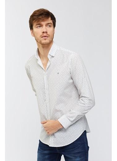Avva Erkek   Gömlek A91S2037 Beyaz